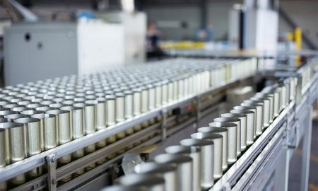 Air springs for industrial applications